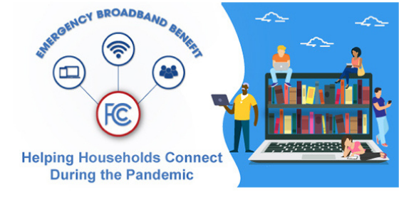 Up to $50 off monthly discount on broadband services. Click here to learn more!